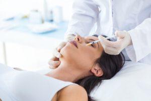 Lifting facial - Clinica Benarroch